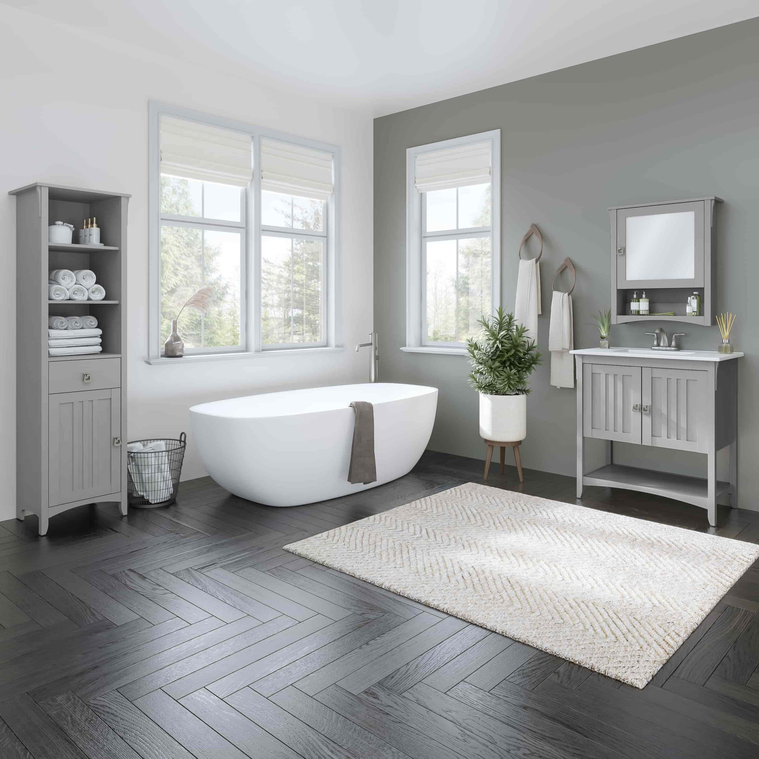 Salinas Bathroom Collection