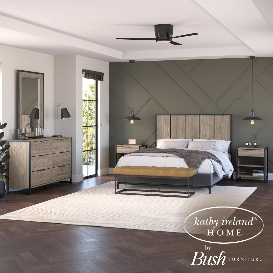 Atria Bedroom Collection | Bush Furniture