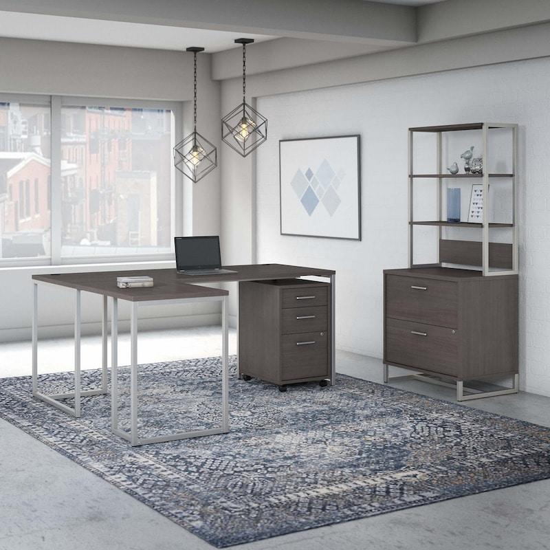 L-Shaped Desks - Method Collection
