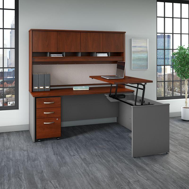 L-Shape Desk - SeriesC