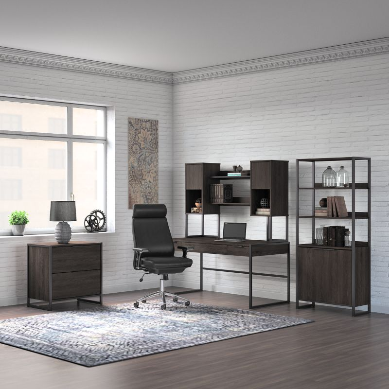 2 Drawer Lateral File Cabinet - Atria Colllection