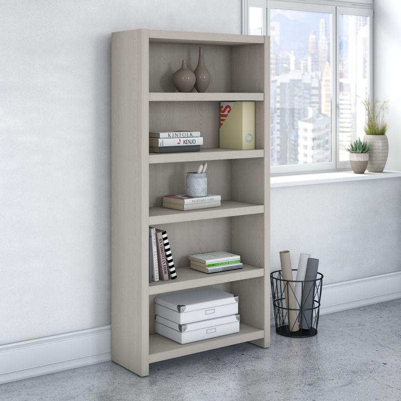 5 Shelf Bookcase - Echo Collection