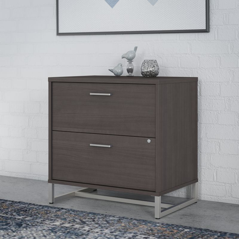 2 Drawer Lateral File Cabinet - Jamestown Collection