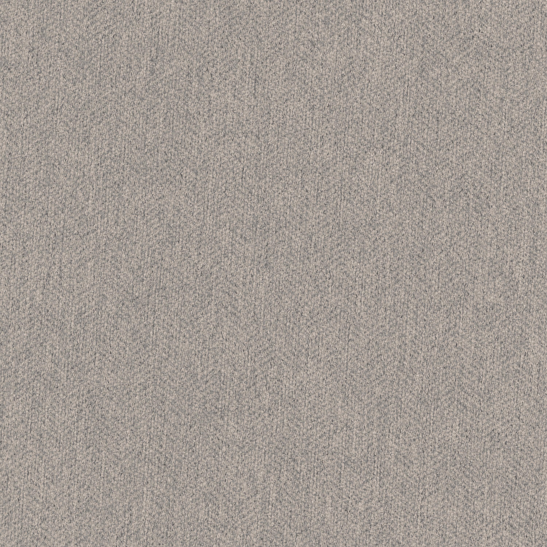 Beige Herringbone Fabric