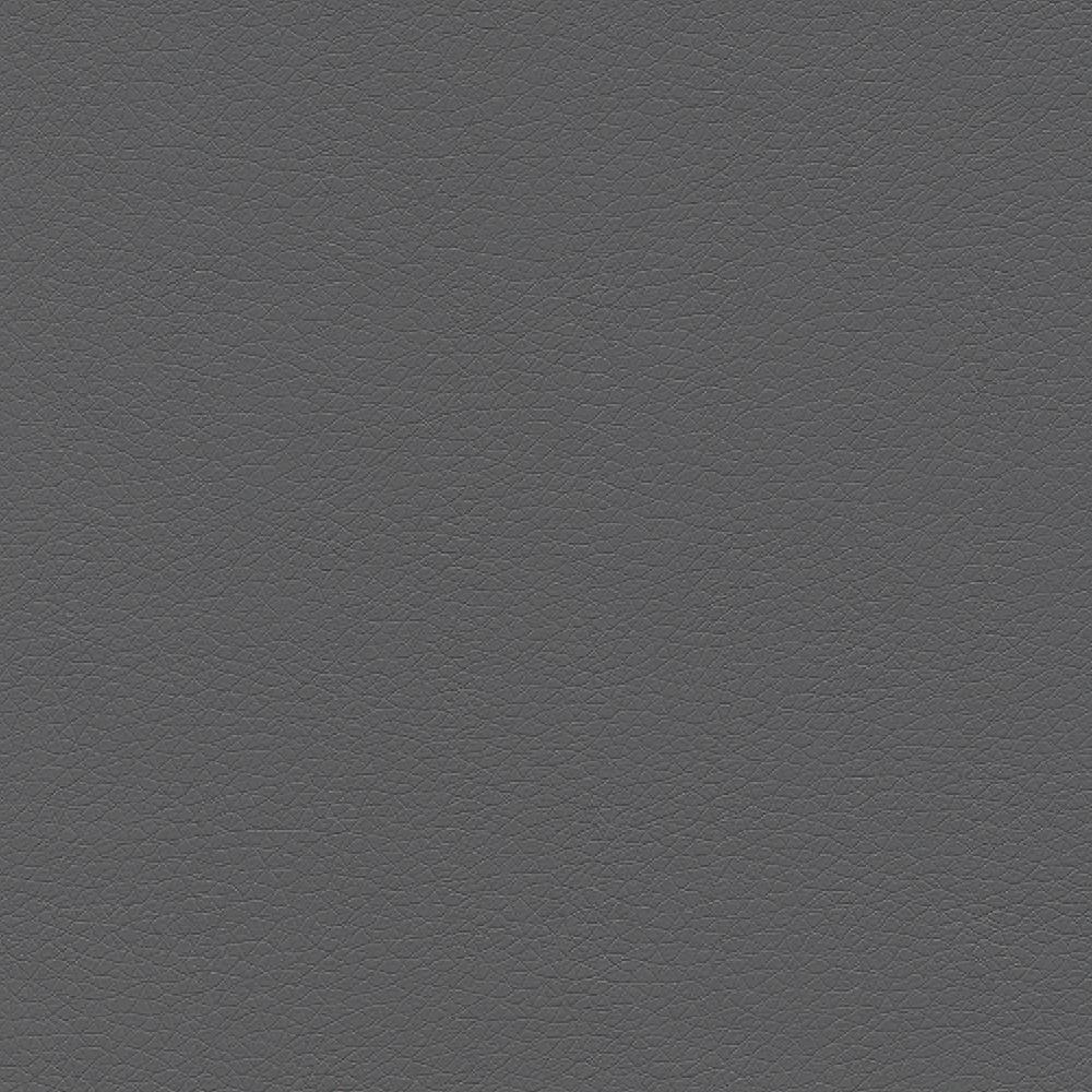 Dark Gray Leather