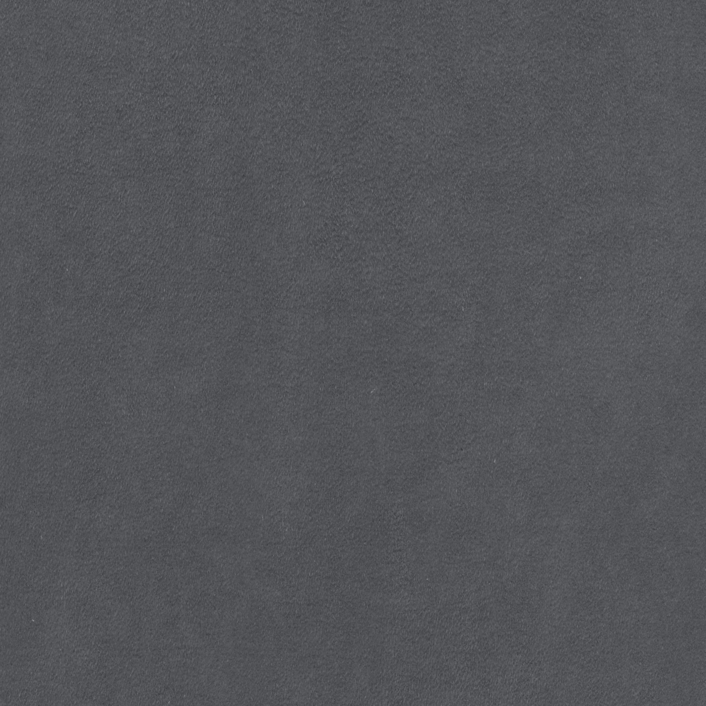 Dark Gray Microsuede Fabric