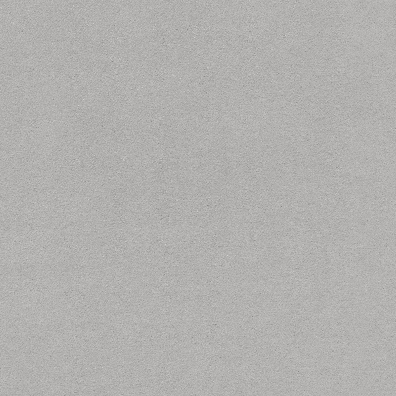 Light Gray Microsuede Fabric