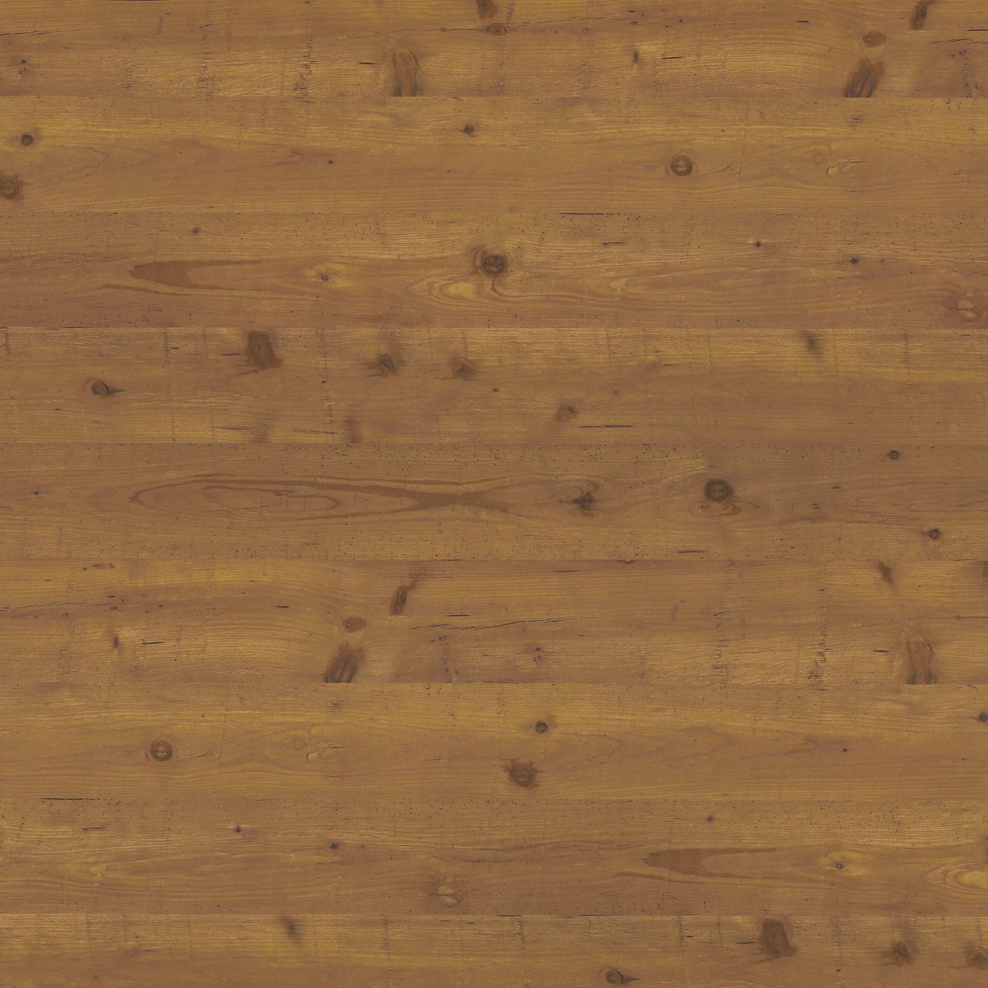 Vintage Golden Pine