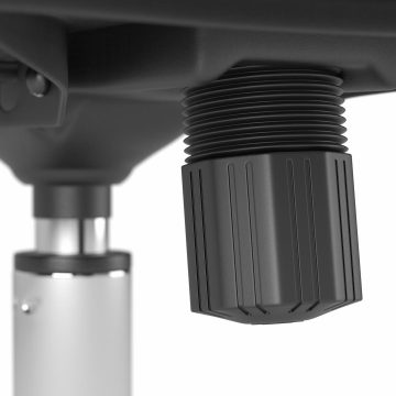 Wingback Leather Office Chair