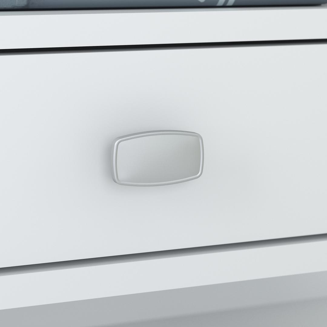 Small Hutch Organizer for 60W Desk