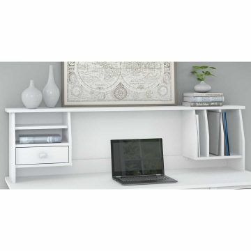 Small Hutch Organizer for 60W Desk