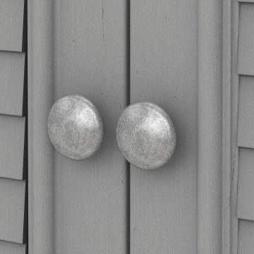 Hall Tree with Storage Bench and 2 Door Cabinet