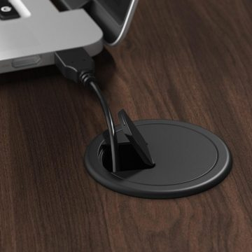 72W x 36D L Shaped Table Desk with 3 Drawer Mobile File Cabinet