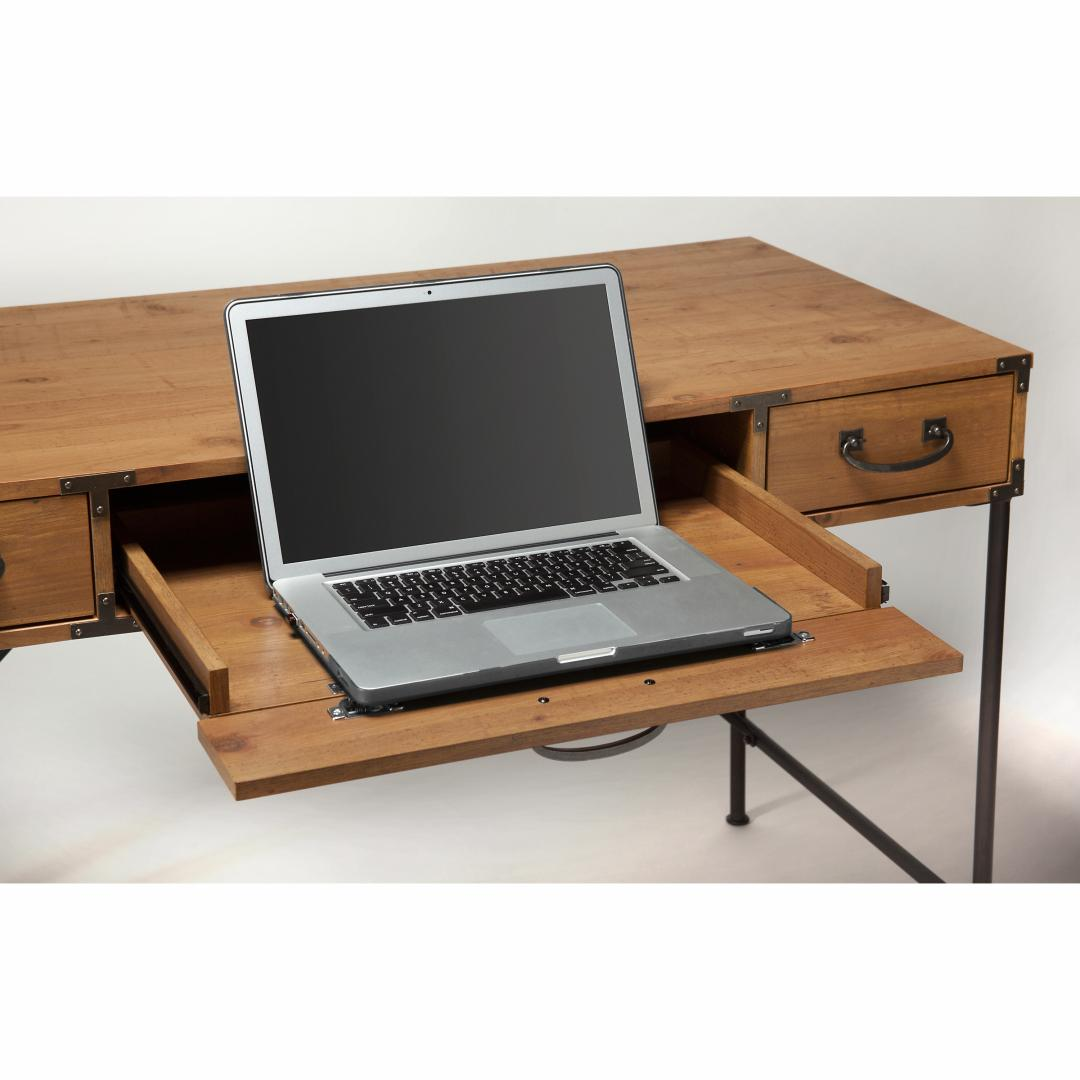 48W Writing Desk with Drawers