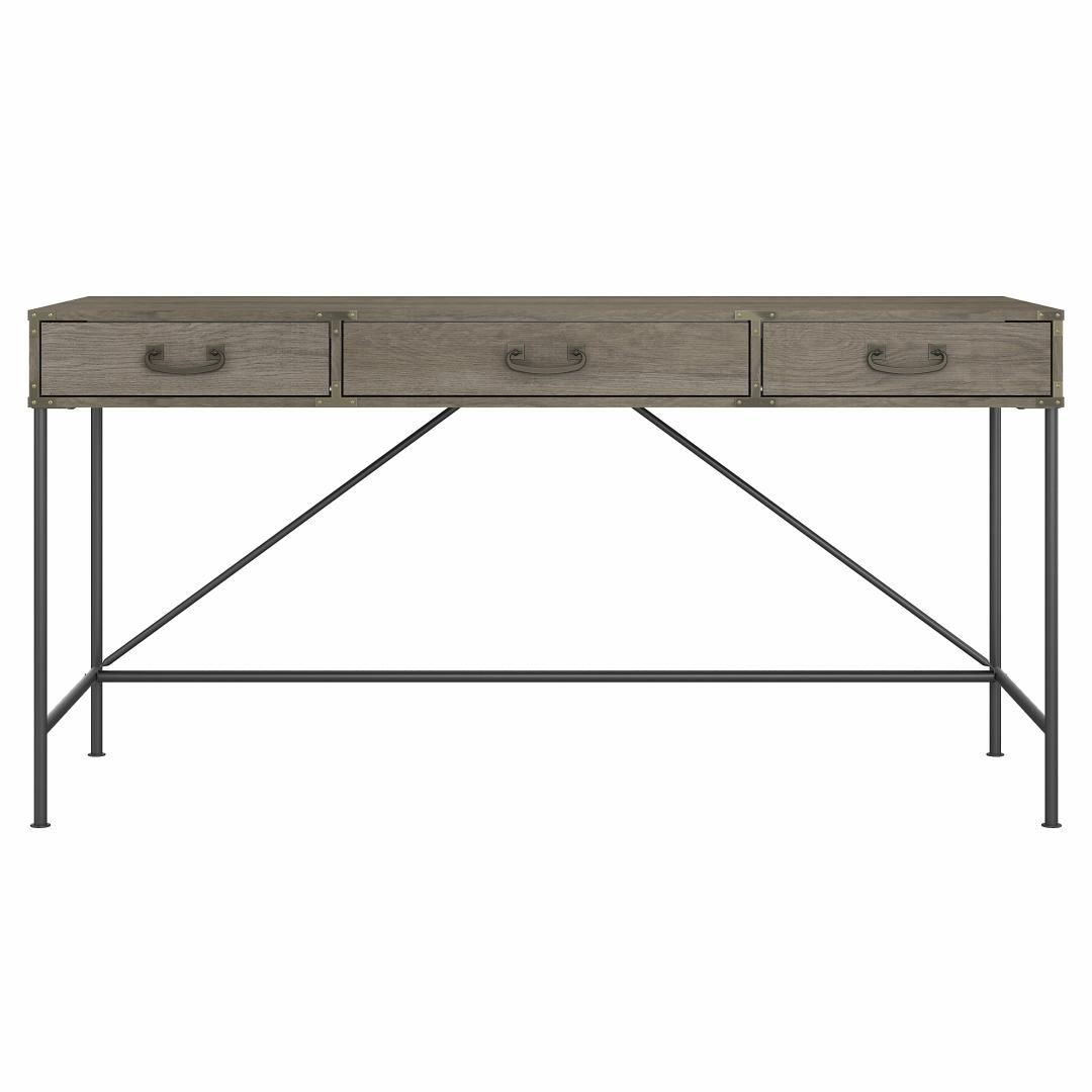 60W Writing Desk with Drawers