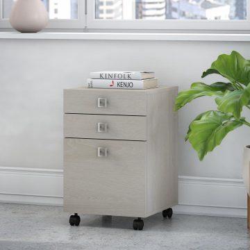 3 Drawer Mobile File Cabinet
