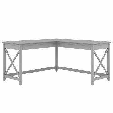 60W L Shaped Desk