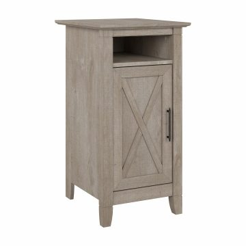 End Table with Door