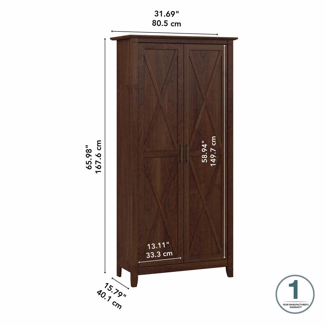 Bathroom Storage Cabinet with Doors