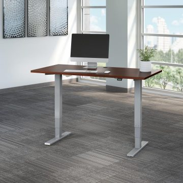 60W x 30D Electric Height Adjustable Standing Desk
