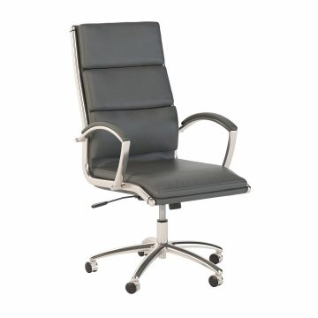 High Back Leather Executive Office Chair