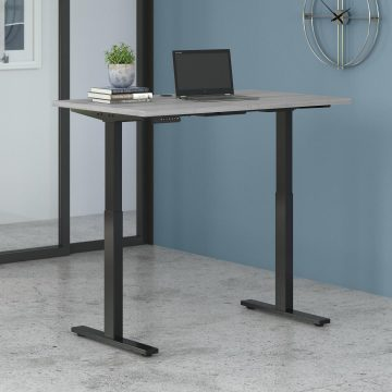 48W x 30D Electric Height Adjustable Standing Desk