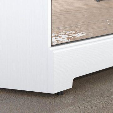 Full/Queen Size Headboard, Dresser and Nightstand Bedroom Set