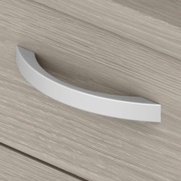Office Storage Cabinet with Drawers and Shelves