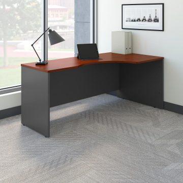 72W Right Handed Corner Desk