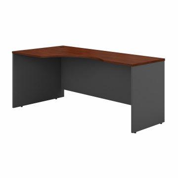 72W Left Handed Corner Desk