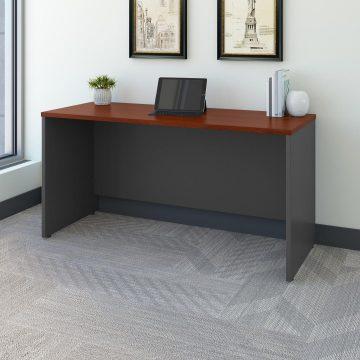 60W x 24D Credenza Desk