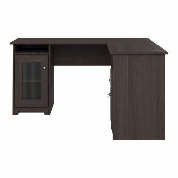 60W L Shaped Computer Desk