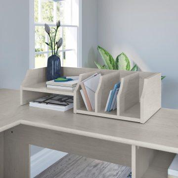 Desktop Organizer with Shelves