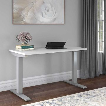 48W x 24D Electric Height Adjustable Standing Desk