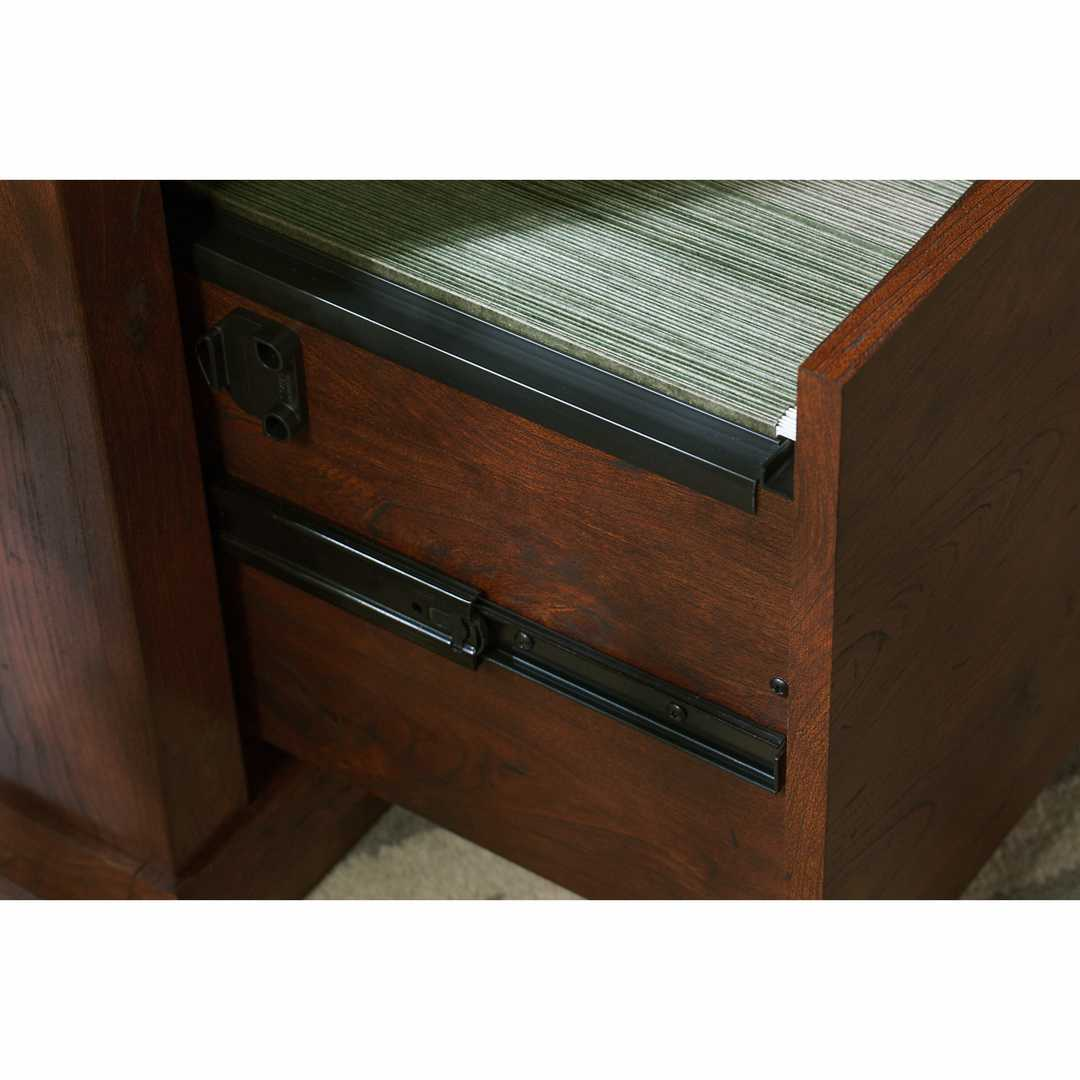 50W Home Office Desk with Storage