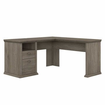 60W L Shaped Desk with Storage