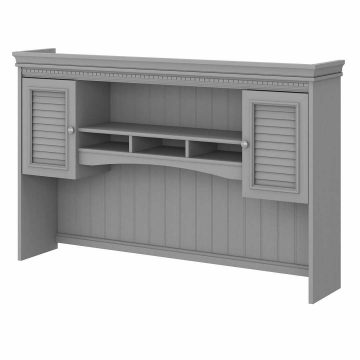 60W Hutch for L Shaped Desk