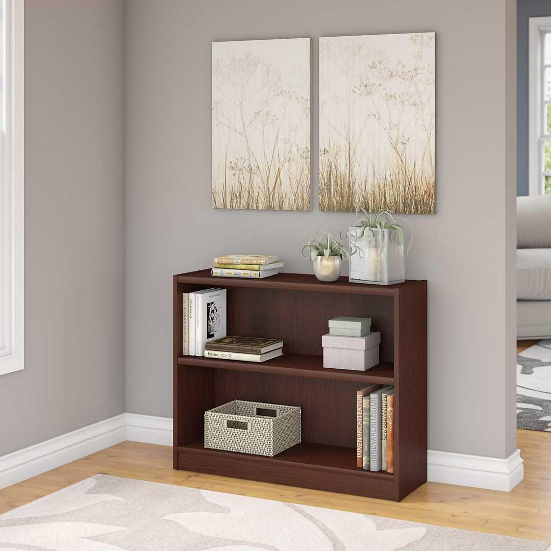2 Shelf Bookcase