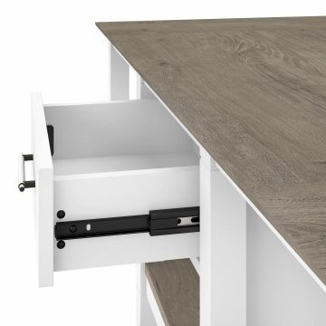 Tall TV Stand with Coffee Table and Set of 2 End Tables