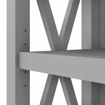 5 Shelf Bookcase Set