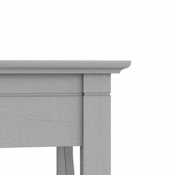 60W L Shaped Desk with Hutch and 2 Drawer Mobile File Cabinet