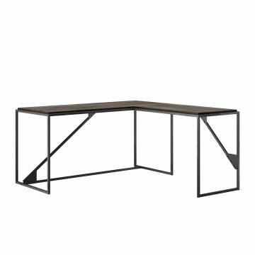 62W L Shaped Industrial Desk