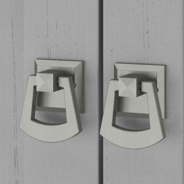 Bathroom Wall Cabinet with Doors