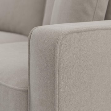 Chaise Lounge with Arms