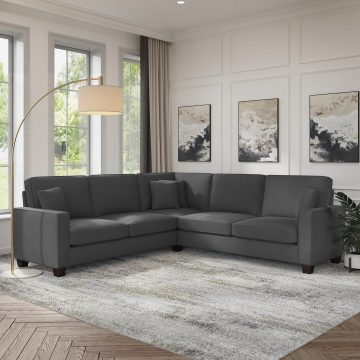 99W L Shaped Sectional Couch