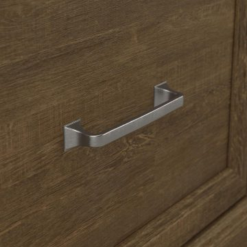 Entryway Storage Set with Hall Trees and Shoe Bench with Doors