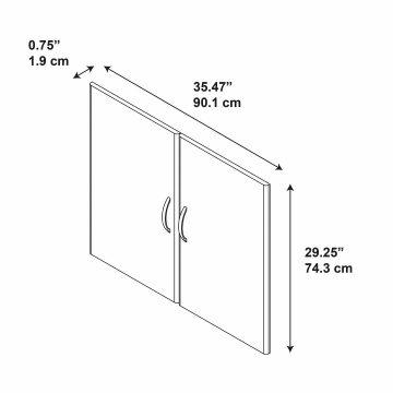 Half-Height 2 Door Kit
